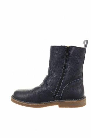 Παιδικά παπούτσια Kmins, Μέγεθος 30, Χρώμα Μπλέ, Γνήσιο δέρμα, Τιμή 40,98€