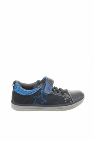 Παιδικά παπούτσια Lamino, Μέγεθος 27, Χρώμα Μπλέ, Γνήσιο δέρμα, δερματίνη, Τιμή 16,30€