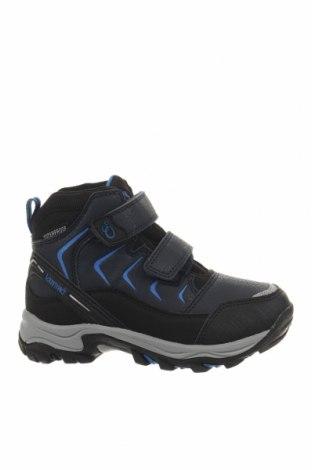 Παιδικά παπούτσια Lamino, Μέγεθος 28, Χρώμα Μπλέ, Δερματίνη, κλωστοϋφαντουργικά προϊόντα, Τιμή 25,65€