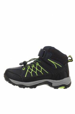 Παιδικά παπούτσια Lamino, Μέγεθος 33, Χρώμα Μπλέ, Δερματίνη, κλωστοϋφαντουργικά προϊόντα, Τιμή 30,54€