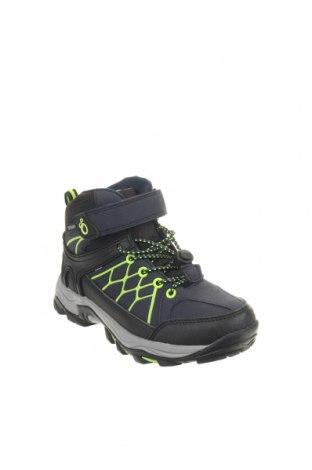 Παιδικά παπούτσια Lamino, Μέγεθος 32, Χρώμα Μπλέ, Δερματίνη, κλωστοϋφαντουργικά προϊόντα, Τιμή 21,58€