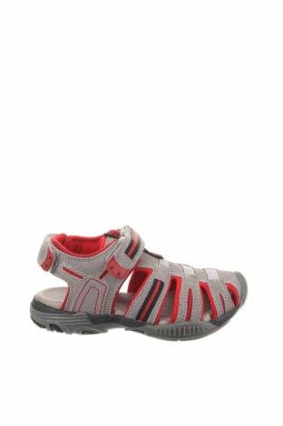 Παιδικά παπούτσια Lamino, Μέγεθος 30, Χρώμα Γκρί, Φυσικό σουέτ, Τιμή 24,19€