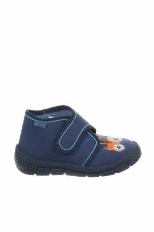 Παιδικά παπούτσια Lamino, Μέγεθος 22, Χρώμα Μπλέ, Κλωστοϋφαντουργικά προϊόντα, Τιμή 13,64€