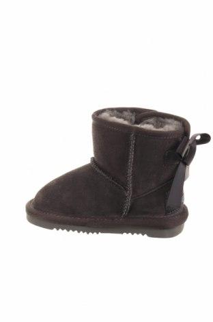 Παιδικά παπούτσια Lelli Kelly, Μέγεθος 23, Χρώμα Γκρί, Φυσικό σουέτ, Τιμή 39,89€