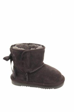Παιδικά παπούτσια Lelli Kelly, Μέγεθος 22, Χρώμα Γκρί, Φυσικό σουέτ, Τιμή 39,89€