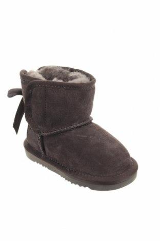Παιδικά παπούτσια Lelli Kelly, Μέγεθος 22, Χρώμα Γκρί, Φυσικό σουέτ, Τιμή 31,92€