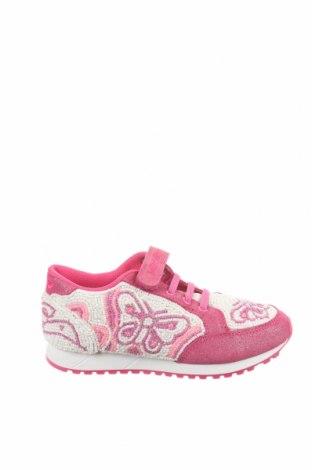 Παιδικά παπούτσια Lelli Kelly, Μέγεθος 33, Χρώμα Λευκό, Κλωστοϋφαντουργικά προϊόντα, γνήσιο δέρμα, Τιμή 36,34€