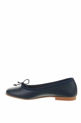 Παιδικά παπούτσια Lola Palacios, Μέγεθος 33, Χρώμα Μπλέ, Γνήσιο δέρμα, Τιμή 30,52€