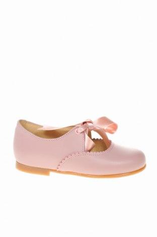 Παιδικά παπούτσια Lola Palacios, Μέγεθος 25, Χρώμα Ρόζ , Γνήσιο δέρμα, Τιμή 22,41€