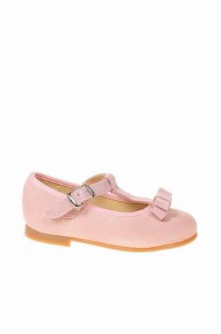 Παιδικά παπούτσια Lola Palacios, Μέγεθος 24, Χρώμα Ρόζ , Φυσικό σουέτ, Τιμή 26,68€