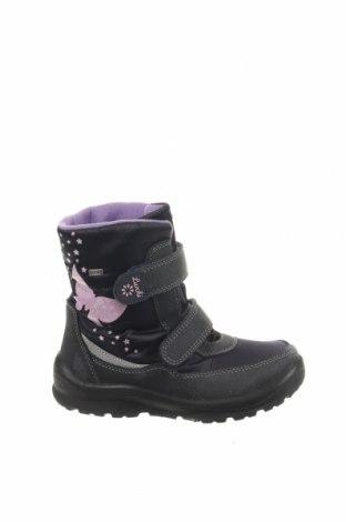 Παιδικά παπούτσια Lurchi, Μέγεθος 30, Χρώμα Γκρί, Κλωστοϋφαντουργικά προϊόντα, δερματίνη, Τιμή 22,94€