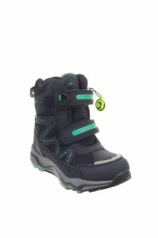 Παιδικά παπούτσια Lurchi, Μέγεθος 29, Χρώμα Μπλέ, Δερματίνη, κλωστοϋφαντουργικά προϊόντα, Τιμή 34,41€