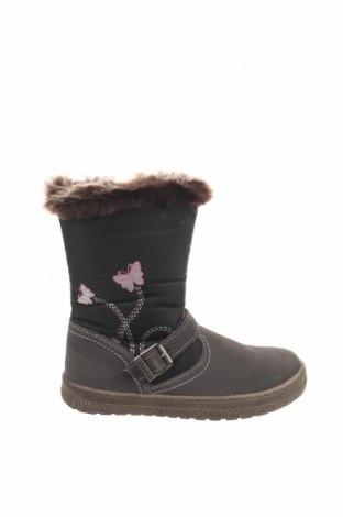 Παιδικά παπούτσια Lurchi, Μέγεθος 30, Χρώμα Γκρί, Φυσικό σουέτ, κλωστοϋφαντουργικά προϊόντα, Τιμή 14,33€