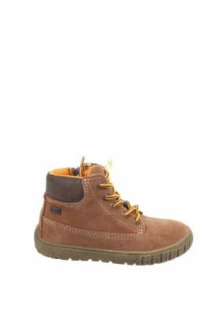 Παιδικά παπούτσια Lurchi, Μέγεθος 24, Χρώμα Καφέ, Φυσικό σουέτ, Τιμή 25,23€