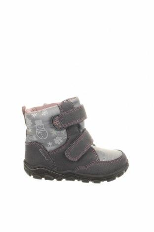 Παιδικά παπούτσια Lurchi, Μέγεθος 25, Χρώμα Γκρί, Κλωστοϋφαντουργικά προϊόντα, Τιμή 18,93€