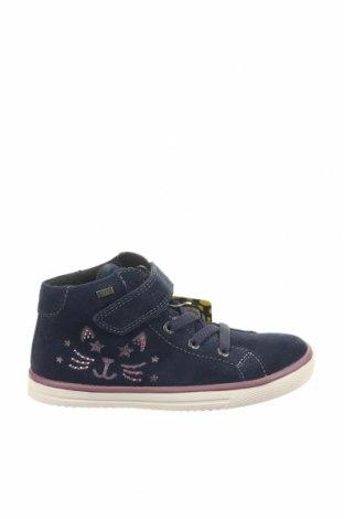 Παιδικά παπούτσια Lurchi, Μέγεθος 31, Χρώμα Μπλέ, Φυσικό σουέτ, Τιμή 36,34€