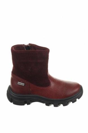 Παιδικά παπούτσια Naturino, Μέγεθος 27, Χρώμα Κόκκινο, Γνήσιο δέρμα, φυσικό σουέτ, Τιμή 34,56€