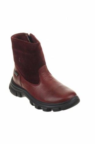 Παιδικά παπούτσια Naturino, Μέγεθος 27, Χρώμα Κόκκινο, Γνήσιο δέρμα, φυσικό σουέτ, Τιμή 46,08€