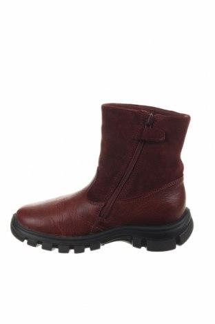 Παιδικά παπούτσια Naturino, Μέγεθος 30, Χρώμα Κόκκινο, Γνήσιο δέρμα, φυσικό σουέτ, Τιμή 35,24€