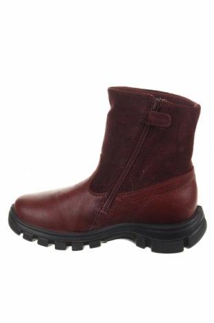 Παιδικά παπούτσια Naturino, Μέγεθος 30, Χρώμα Κόκκινο, Γνήσιο δέρμα, φυσικό σουέτ, Τιμή 34,56€