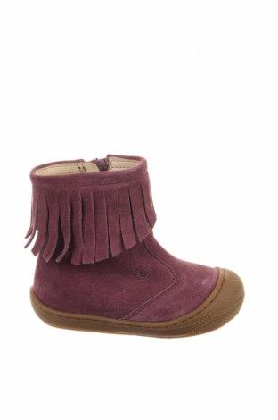 Παιδικά παπούτσια Naturino, Μέγεθος 21, Χρώμα Ρόζ , Φυσικό σουέτ, Τιμή 48,38€