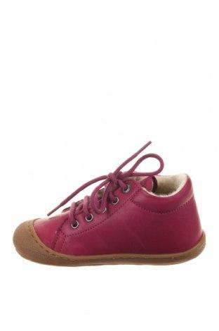 Παιδικά παπούτσια Naturino, Μέγεθος 24, Χρώμα Ρόζ , Γνήσιο δέρμα, Τιμή 35,58€