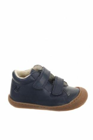 Παιδικά παπούτσια Naturino, Μέγεθος 23, Χρώμα Μπλέ, Γνήσιο δέρμα, Τιμή 33,17€