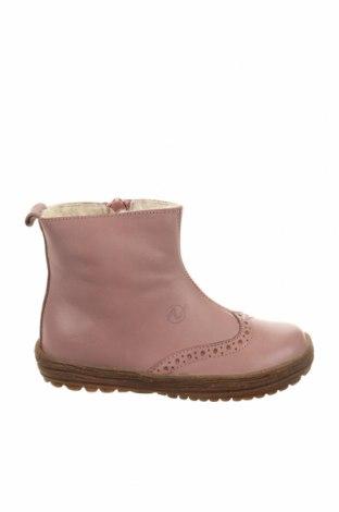 Παιδικά παπούτσια Naturino, Μέγεθος 25, Χρώμα Ρόζ , Γνήσιο δέρμα, Τιμή 46,08€