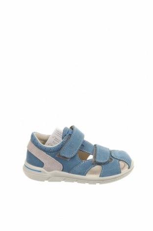 Детски обувки Pepino, Размер 24, Цвят Син, Естествена кожа, Цена 55,20лв.