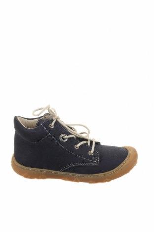 Παιδικά παπούτσια Pepino, Μέγεθος 25, Χρώμα Μπλέ, Γνήσιο δέρμα, Τιμή 37,11€