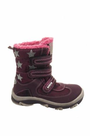 Παιδικά παπούτσια Pio, Μέγεθος 27, Χρώμα Βιολετί, Δερματίνη, κλωστοϋφαντουργικά προϊόντα, Τιμή 34,41€