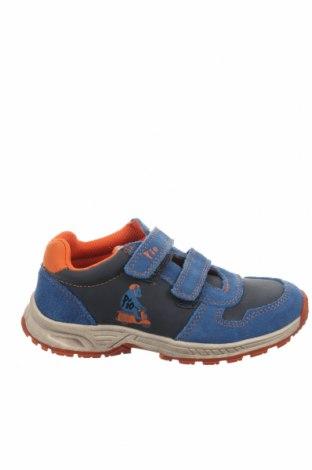 Παιδικά παπούτσια Pio, Μέγεθος 29, Χρώμα Μπλέ, Δερματίνη, φυσικό σουέτ, Τιμή 29,82€