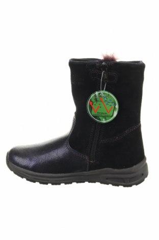 Παιδικά παπούτσια Pio, Μέγεθος 29, Χρώμα Μαύρο, Φυσικό σουέτ, δερματίνη, Τιμή 45,14€