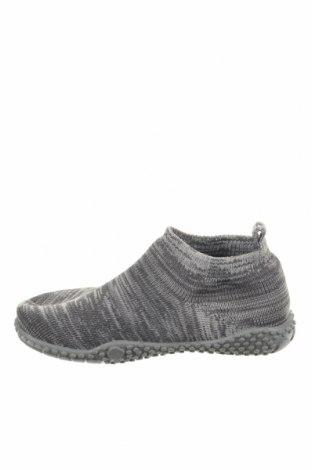 Παιδικά παπούτσια Playshoes, Μέγεθος 28, Χρώμα Γκρί, Κλωστοϋφαντουργικά προϊόντα, Τιμή 14,23€