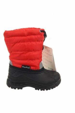 Παιδικά παπούτσια Playshoes, Μέγεθος 20, Χρώμα Κόκκινο, Κλωστοϋφαντουργικά προϊόντα, πολυουρεθάνης, Τιμή 26,22€