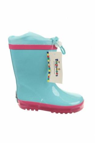 Παιδικά παπούτσια Playshoes, Μέγεθος 28, Χρώμα Μπλέ, Πολυουρεθάνης, Τιμή 26,47€