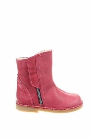 Παιδικά παπούτσια Pom Pom, Μέγεθος 29, Χρώμα Ρόζ , Γνήσιο δέρμα, Τιμή 29,82€