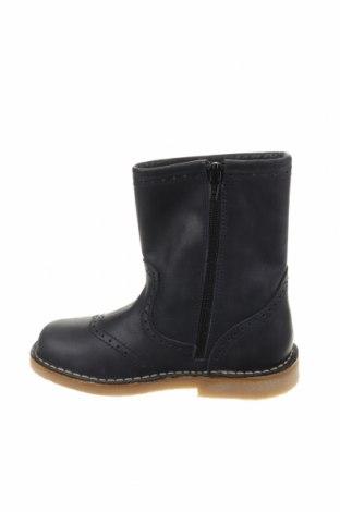 Παιδικά παπούτσια Pom Pom, Μέγεθος 30, Χρώμα Μπλέ, Γνήσιο δέρμα, Τιμή 38,64€