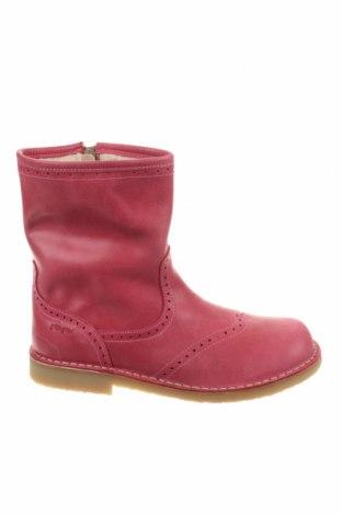 Παιδικά παπούτσια Pom Pom, Μέγεθος 35, Χρώμα Ρόζ , Γνήσιο δέρμα, Τιμή 31,28€