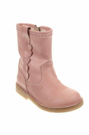 Παιδικά παπούτσια Pom Pom, Μέγεθος 29, Χρώμα Ρόζ , Γνήσιο δέρμα, Τιμή 36,48€