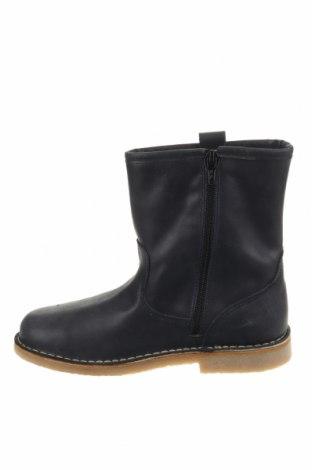 Παιδικά παπούτσια Pom Pom, Μέγεθος 34, Χρώμα Μπλέ, Γνήσιο δέρμα, Τιμή 38,64€