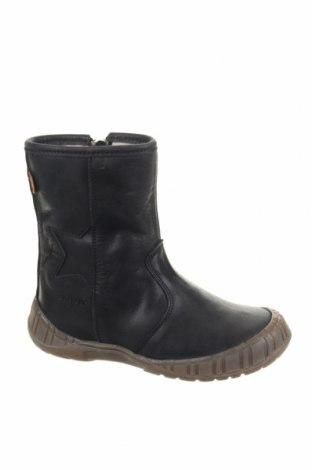 Παιδικά παπούτσια Pom Pom, Μέγεθος 27, Χρώμα Μπλέ, Γνήσιο δέρμα, Τιμή 39,41€