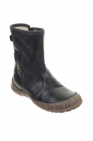 Παιδικά παπούτσια Pom Pom, Μέγεθος 30, Χρώμα Μπλέ, Γνήσιο δέρμα, Τιμή 39,41€