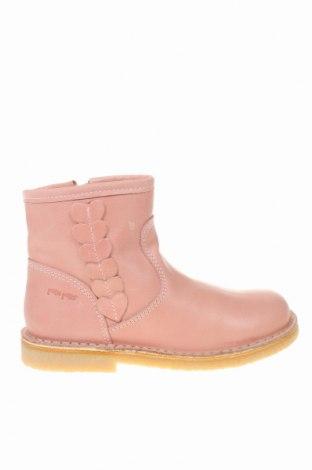 Παιδικά παπούτσια Pom Pom, Μέγεθος 29, Χρώμα Ρόζ , Γνήσιο δέρμα, Τιμή 34,41€