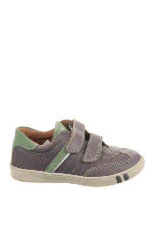 Παιδικά παπούτσια Primigi, Μέγεθος 30, Χρώμα Γκρί, Γνήσιο δέρμα, Τιμή 29,69€
