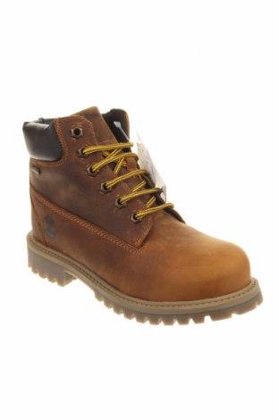 Παιδικά παπούτσια Primigi, Μέγεθος 35, Χρώμα Καφέ, Γνήσιο δέρμα, Τιμή 33,91€