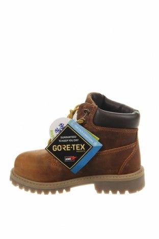 Παιδικά παπούτσια Primigi, Μέγεθος 30, Χρώμα Καφέ, Γνήσιο δέρμα, Τιμή 33,91€