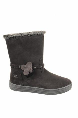 Παιδικά παπούτσια Primigi, Μέγεθος 33, Χρώμα Γκρί, Φυσικό σουέτ, Τιμή 33,91€