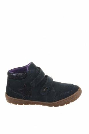 Παιδικά παπούτσια Primigi, Μέγεθος 33, Χρώμα Μπλέ, Φυσικό σουέτ, Τιμή 32,16€
