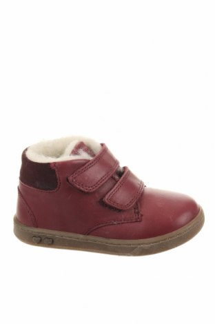 Παιδικά παπούτσια Primigi, Μέγεθος 22, Χρώμα Κόκκινο, Γνήσιο δέρμα, Τιμή 27,21€
